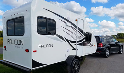 2018 Travelite Falcon F21RB
