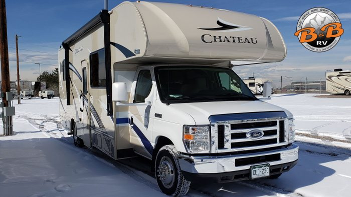 Thor Chateau Class C RV 28Z Exterior