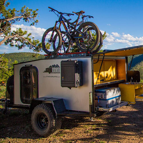 Into The Wild 2018 Overland Boreas Xt Trailer B Amp B Rv
