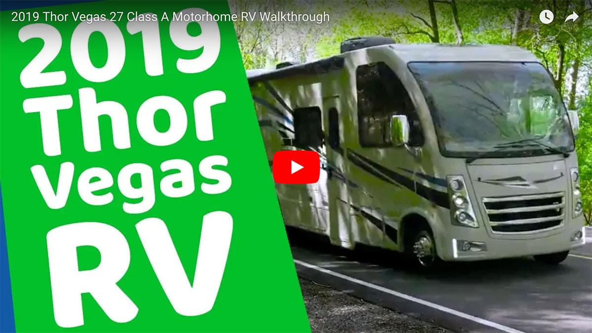 2019 Thor Vegas RV Rental