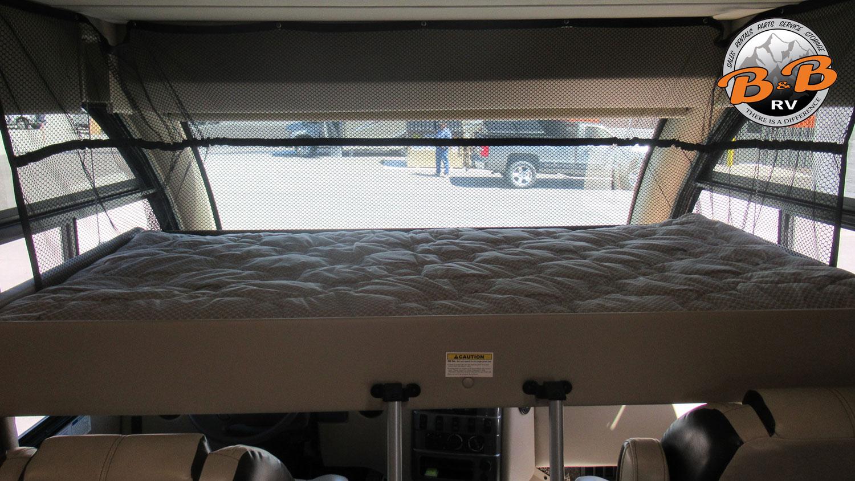Vegas 27A Class A RV Top Bunk