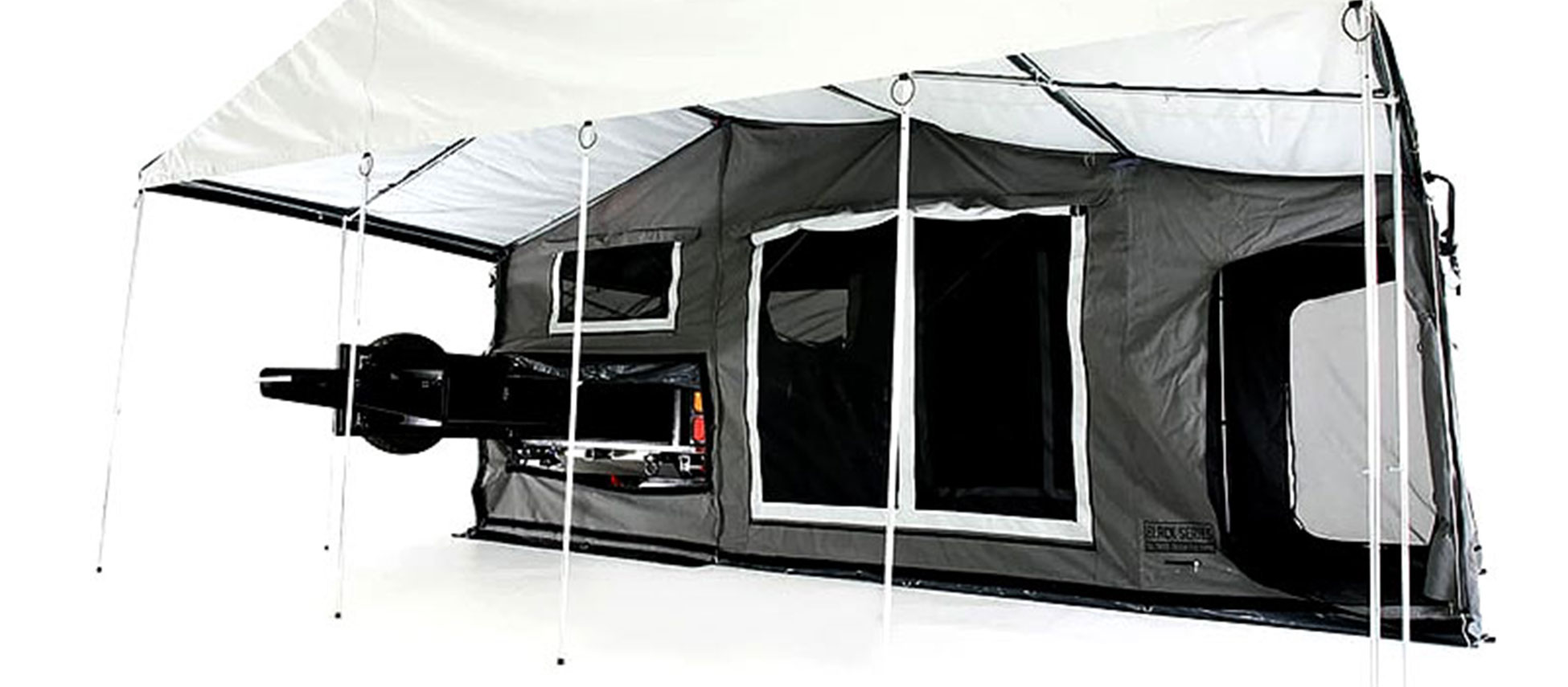 Black Series Tent Trailers