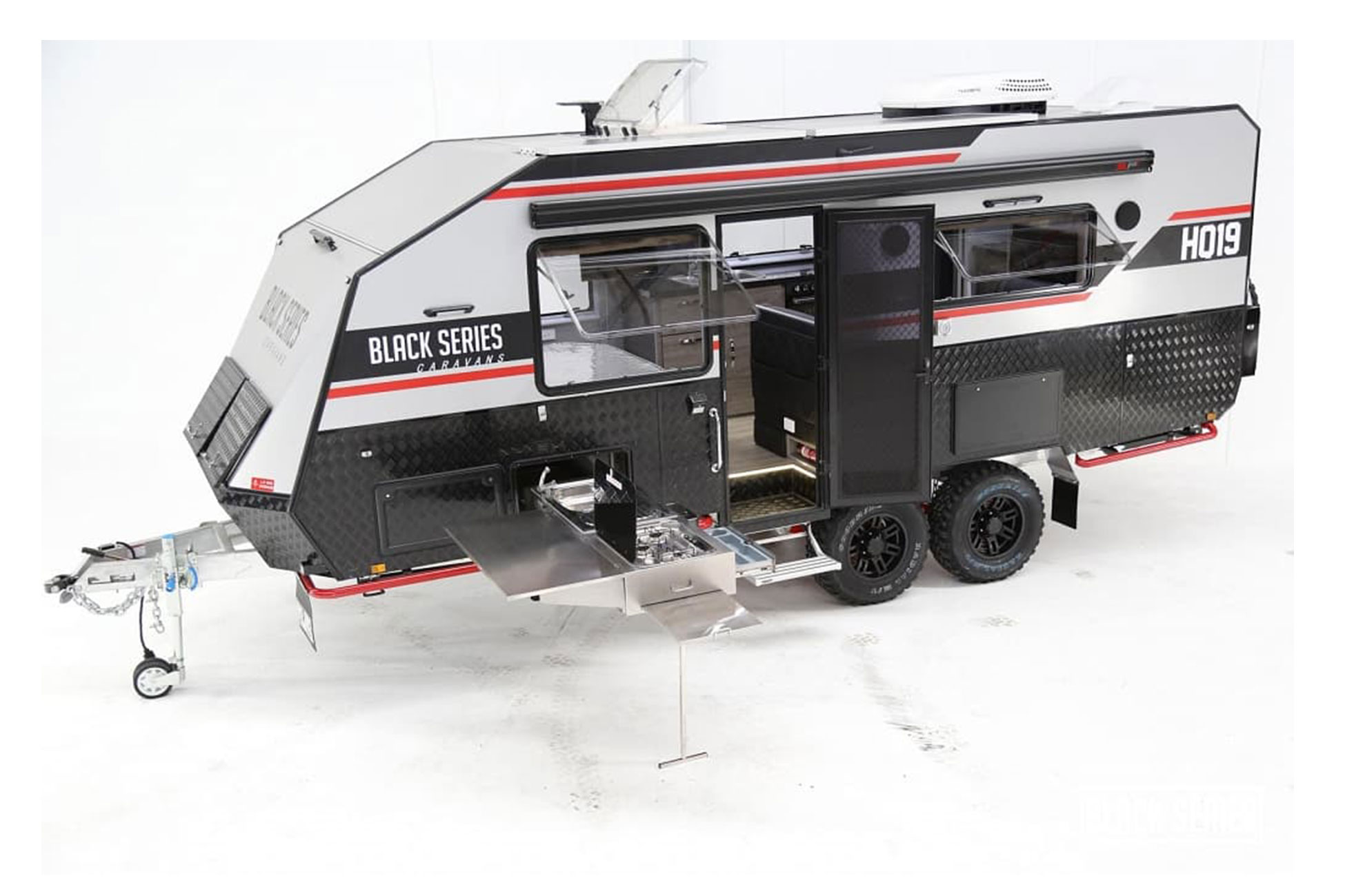 Black Series Hq19 Caravan