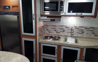 Falcon 24BH Trailer Kitchen Full Size