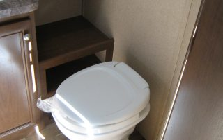 Oasis 21CK Toilet