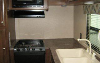 Oasis 25RK Kitchen