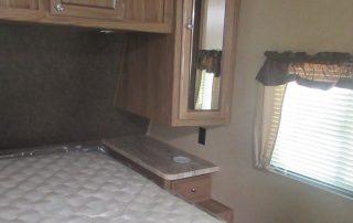 Revere 27RL Trailer Bedroom