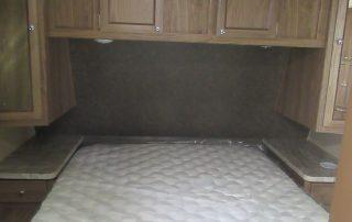 Revere 27RL Trailer Bedroom Cabinets
