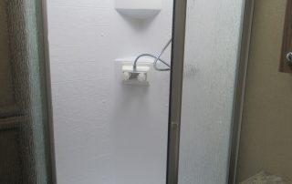 Revere 27RL Trailer Shower