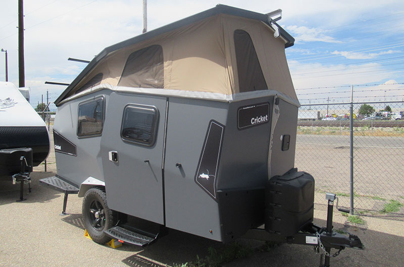 Cricket Trailer Exterior