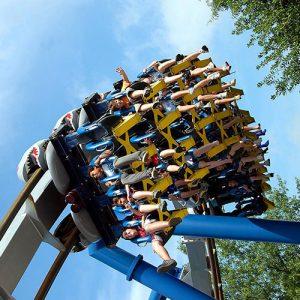 Elitch Gardens Amusement Park Denver, Colorado