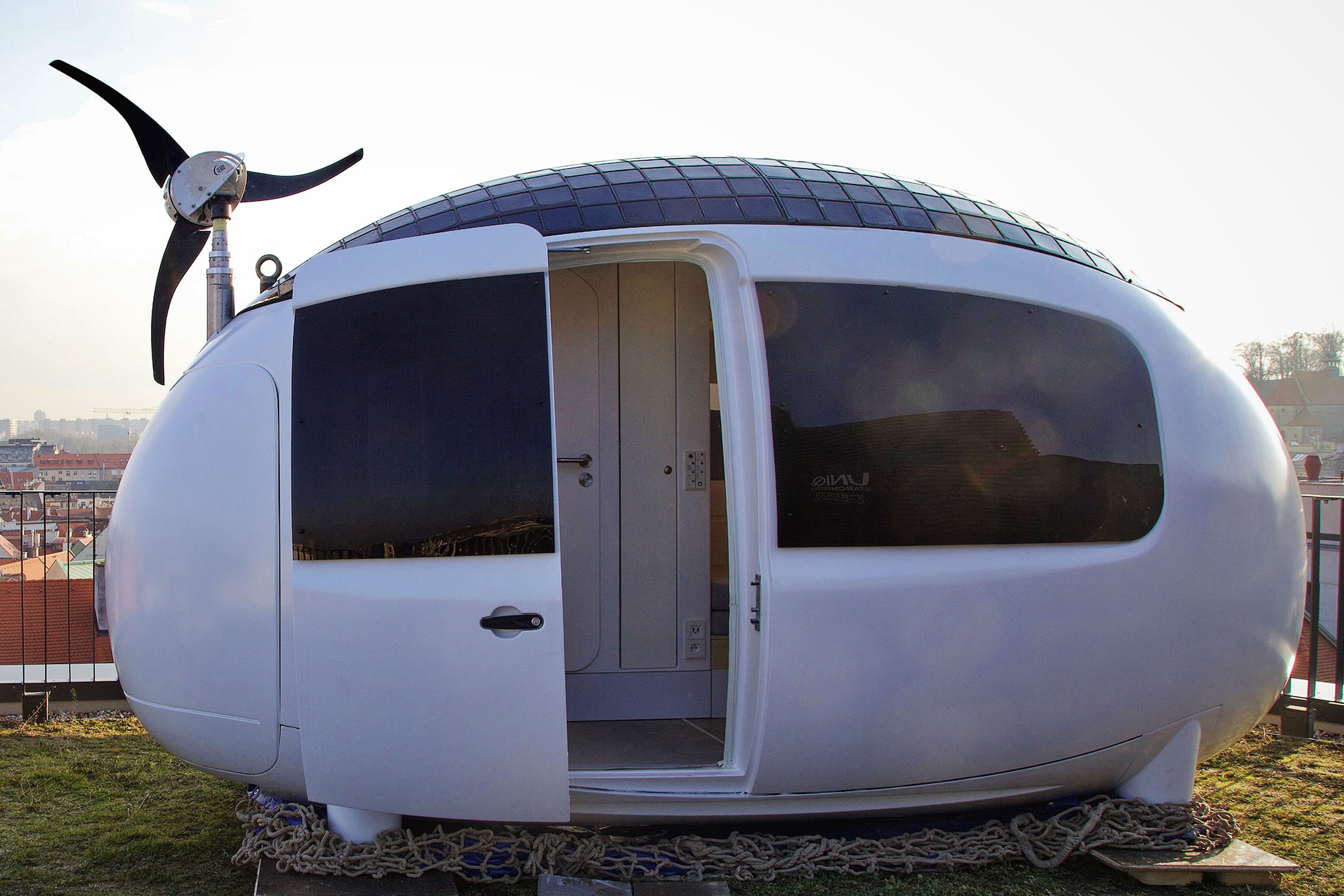 Ecocapsule For Sale Micro Homes Self Sustainable Micro