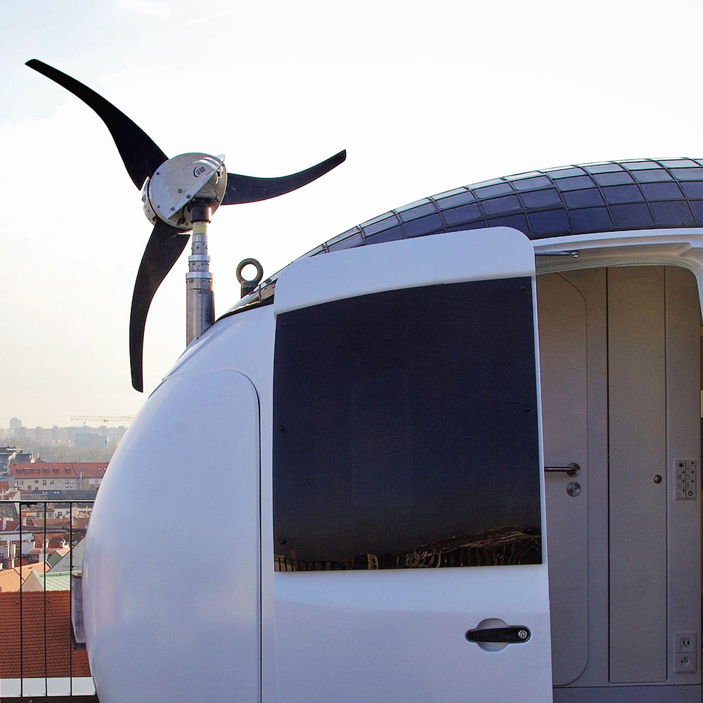Ecocapsule Energy Small
