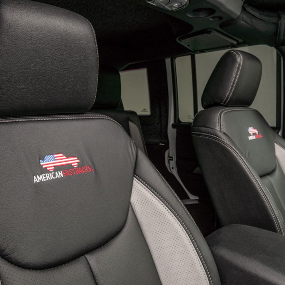 American Fastbacks Interior Small