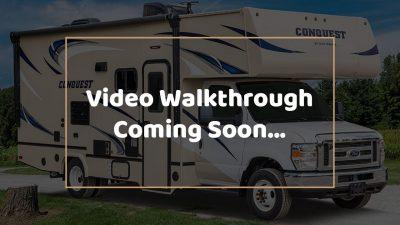 24' Class C w/ 1 Slide - 24G Video Walkthrough Coming Soon