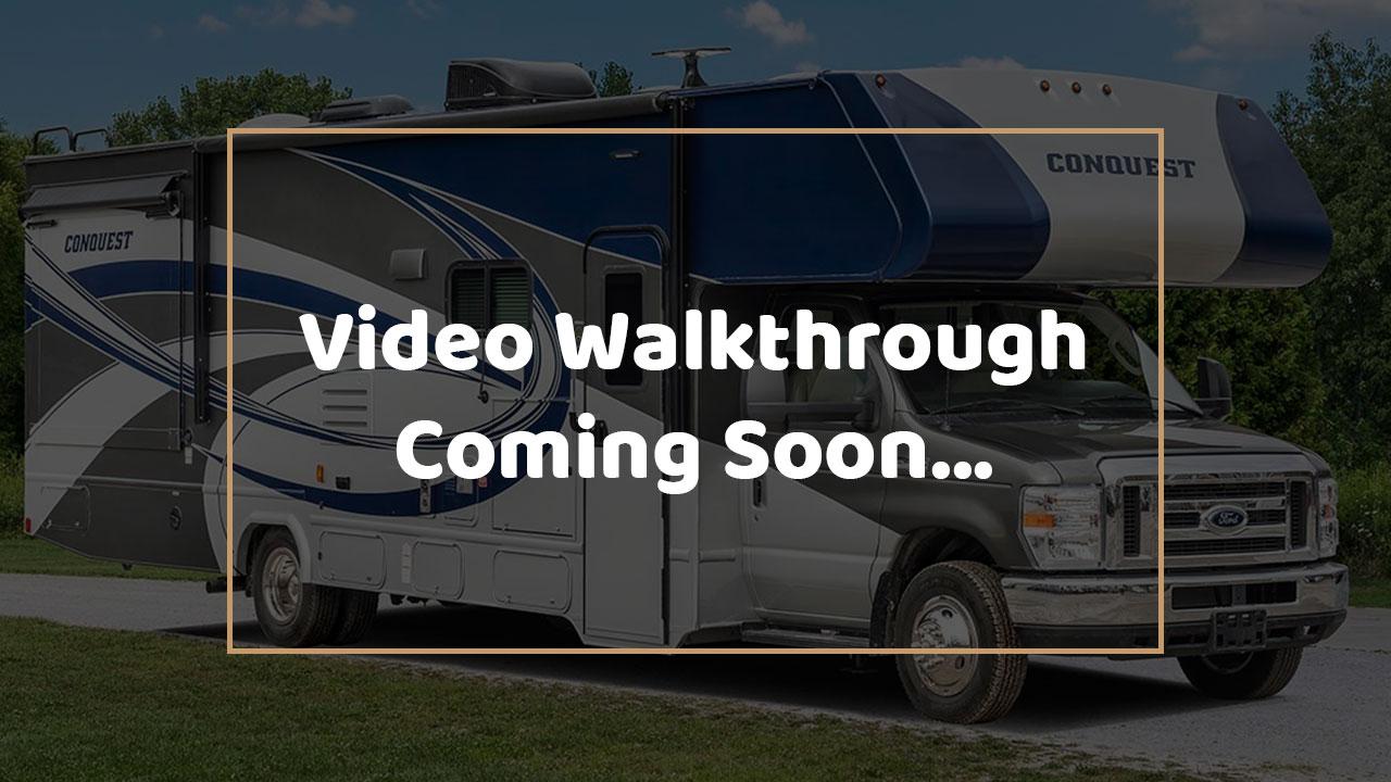32' Class C w/ 2 Slides - 32G Video Walkthrough Coming Soon