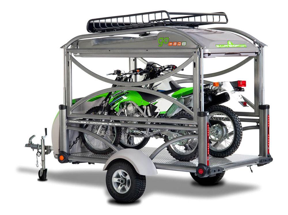 Sylvan Go Trailer Motorcycles