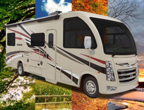 What Is A 4 Season RV?