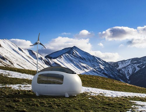 What is an Ecocapsule?