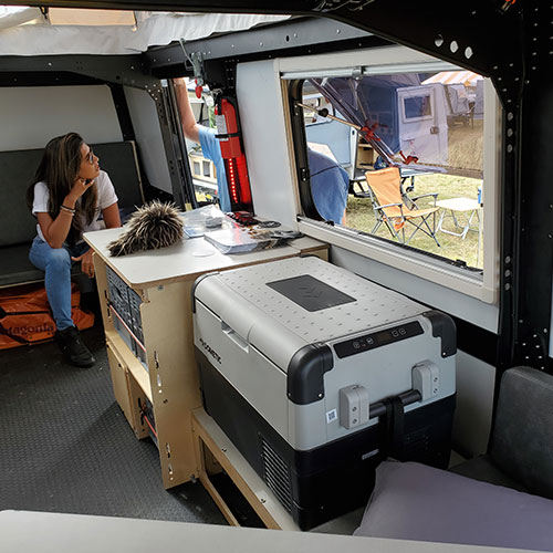 2020 Taxa Mantis Trailer Interior small