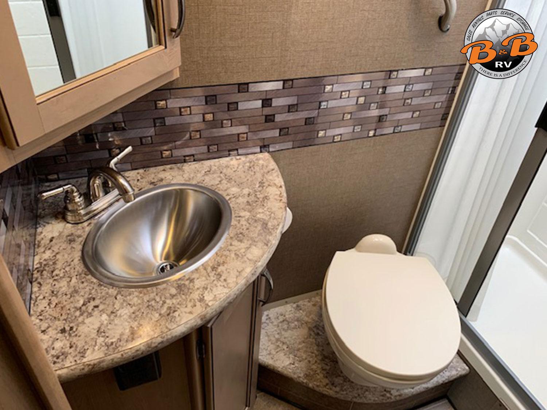 2019 Thor Chateau 24F Bathroom