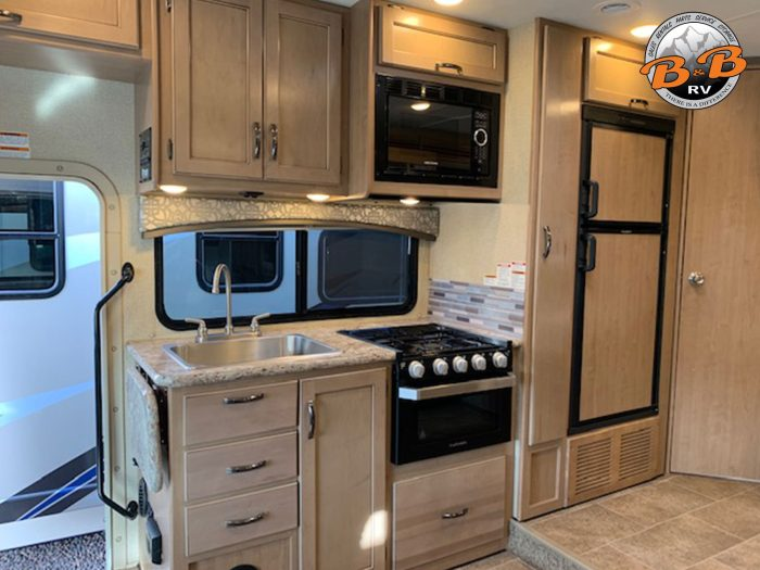 2019 Thor Chateau 24F Kitchen