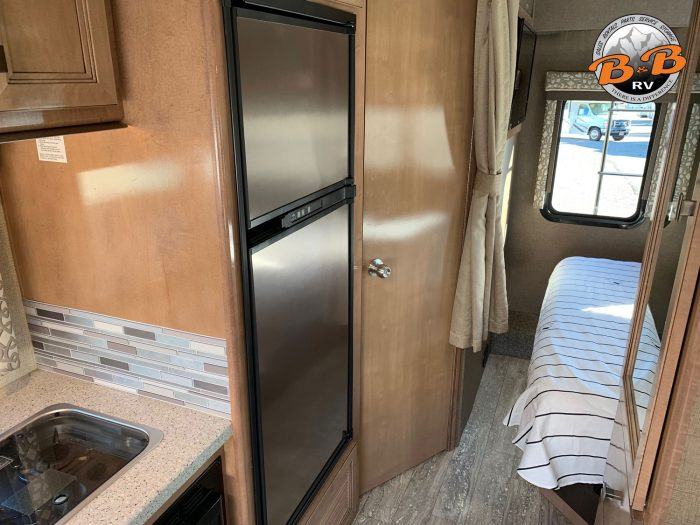 2019 Thor Citation 24SS Refrigerator