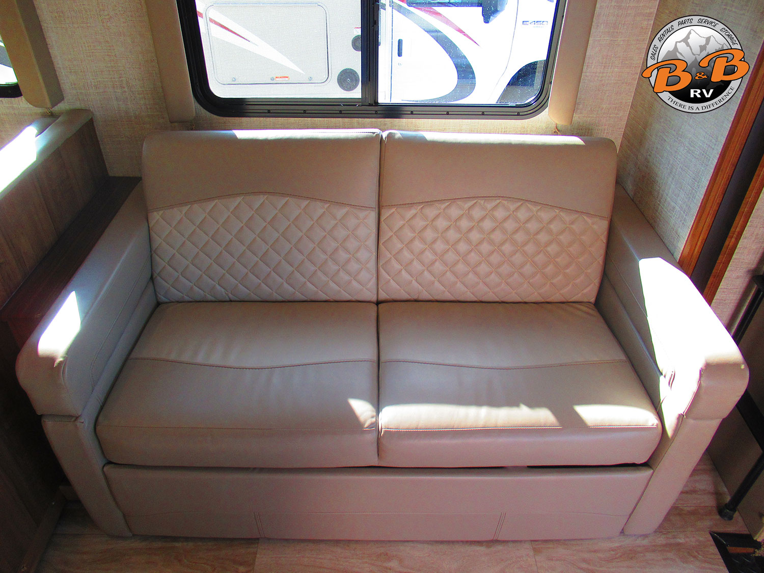 2020 Gulf Stream Conquest 6320 Couch