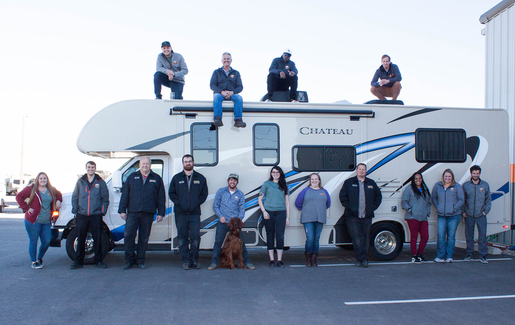 B&B RV, Inc. Denver Team