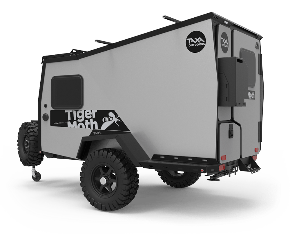 Taxa Tigermoth Trailer Off Grid Camper
