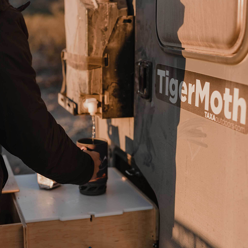 Taxa Tigermoth Trailer Water Storage small