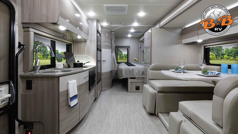 Mercedes RV Rental | Luxury Mercedes RV Rentals Denver ...