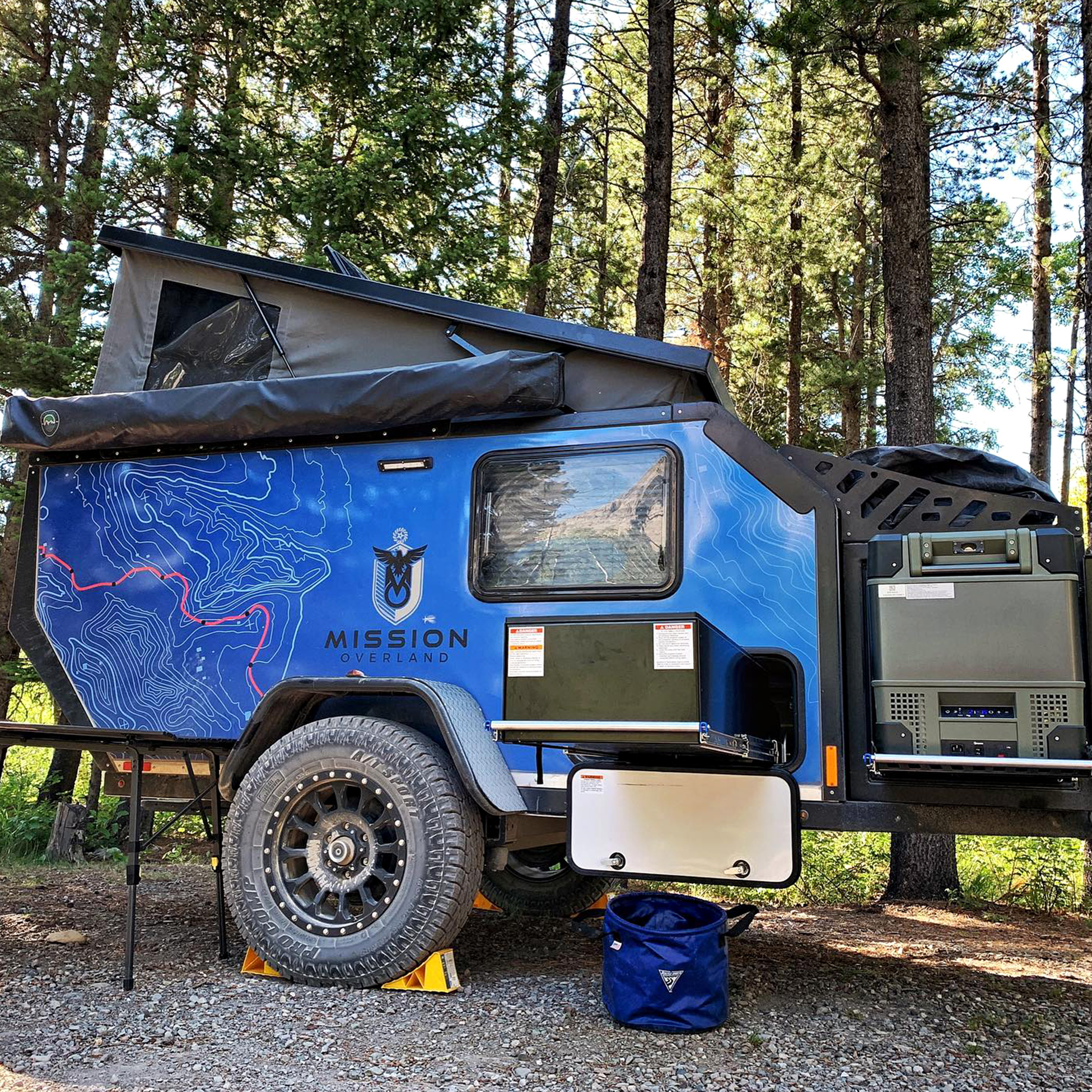 Mission Overland Trailers Off Road Overland Trailers
